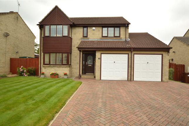 External of Manor Close, Drighlington, Bradford BD11