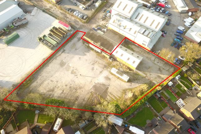 Thumbnail Industrial to let in Heage Road, Ripley