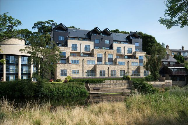 Thumbnail Flat for sale in Westgate, Wetherby, West Yorkshire