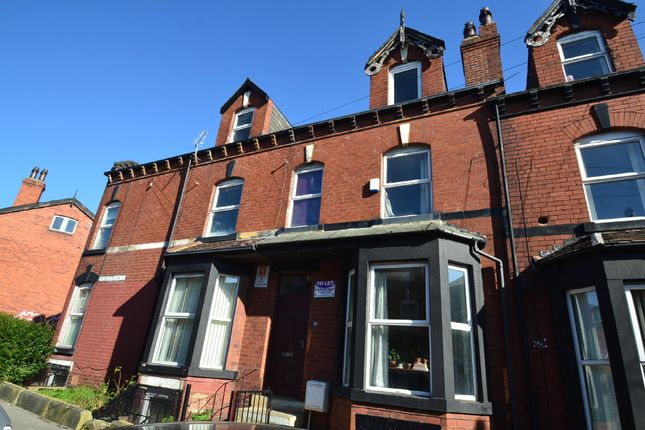 Thumbnail Terraced house to rent in Hessle Place, Hyde Park, Leeds