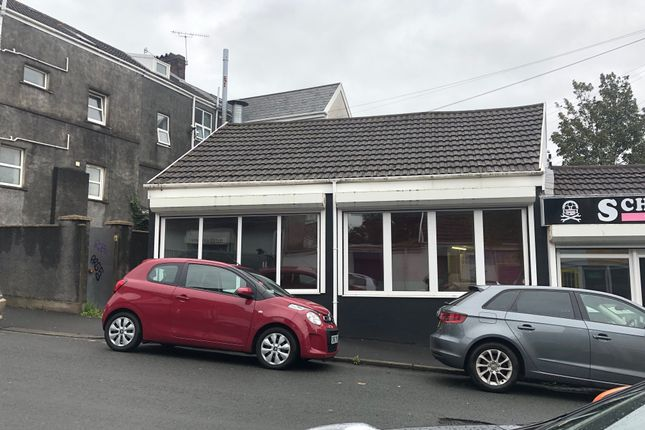 Thumbnail Restaurant/cafe to let in Humphrey Street, Swansea