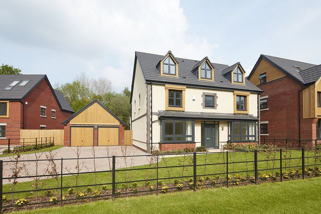 "Thumbnail Detached house for sale in ""Maple"" at Barrow Gurney, Bristol"
