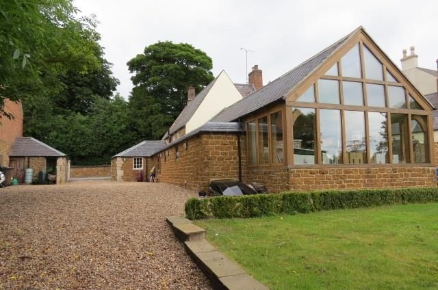 Thumbnail Detached house for sale in Main Street, Burrough On The Hill, Melton Mowbray