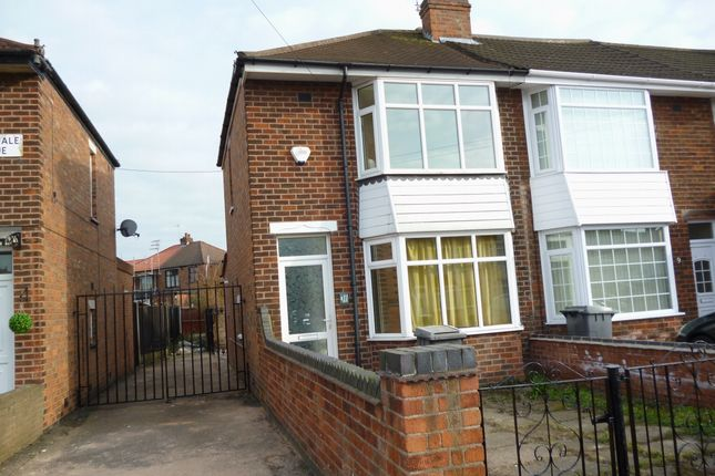 Thumbnail Terraced house to rent in Kerrysdale Avenue, Belgrave, Leicester