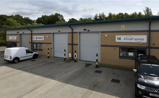 Thumbnail Light industrial to let in Unit 14, Zenith Networkcentre, Barnsley