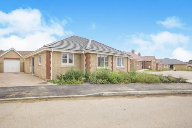 Thumbnail Bungalow for sale in Off Richmond Road, Downham Market, Norfolk