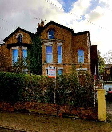 Thumbnail Semi-detached house for sale in Bentley Road, Liverpool