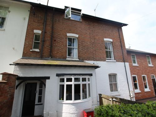 Thumbnail Flat to rent in Ground Floor, 32 Campion Terrace, Leamington Spa