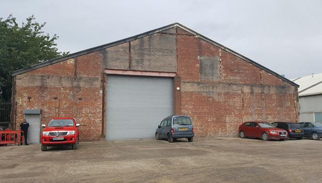 Thumbnail Light industrial for sale in Unit 8, Monde Industrial Estate, Westinghouse Road, Trafford Park, Manchester, Greater Manchester