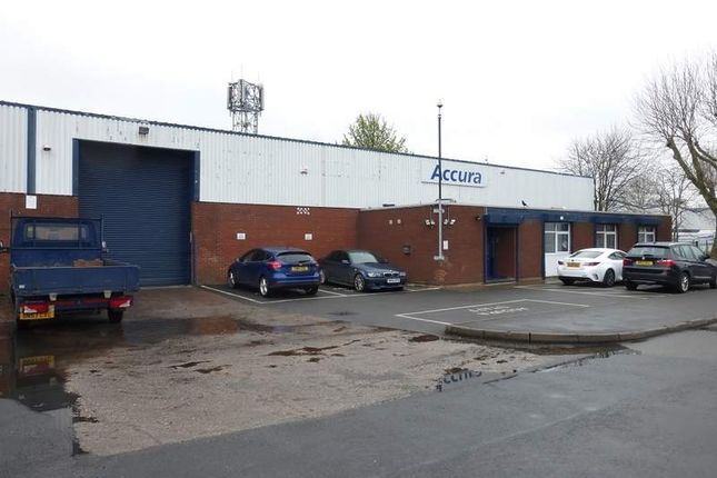 Thumbnail Light industrial to let in Parkside Industrial Estate, Hickman Avenue, Wolverhampton
