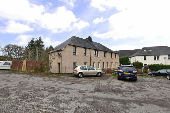 Thumbnail Flat for sale in Lundavra Road, Fort William