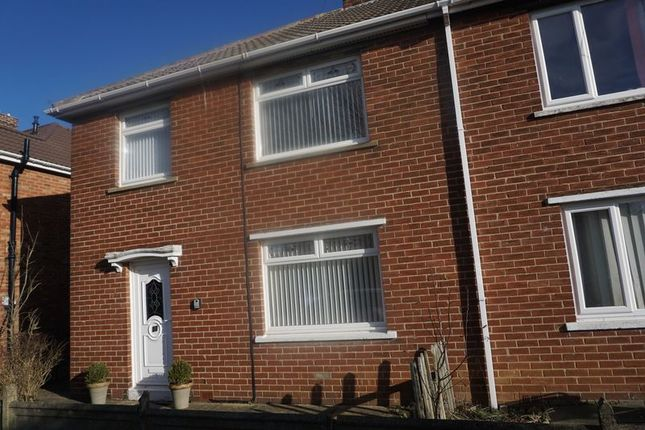Thumbnail Terraced house to rent in Quantock Avenue, Chester Le Street