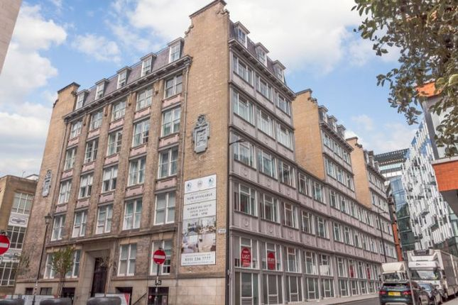 Thumbnail Flat to rent in Edmund Street, Liverpool