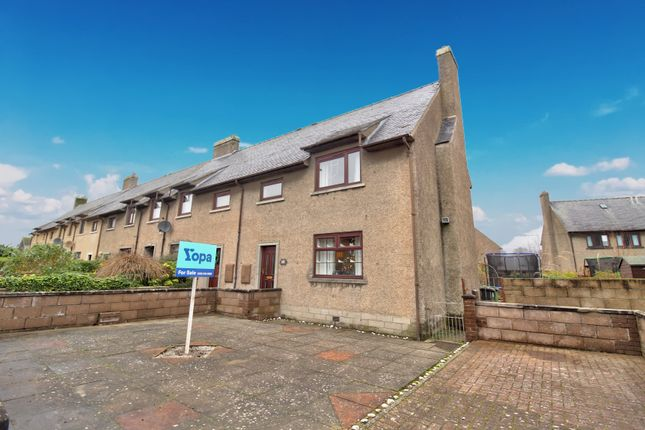 3 bed end terrace house for sale in Lingard Street, Carnoustie DD7