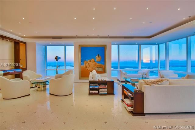 Thumbnail Apartment for sale in 1425 Brickell Ave, Miami, Florida, United States Of America