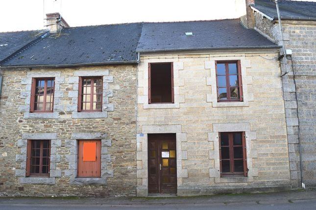 Thumbnail Terraced house for sale in 56490 La Trinité-Porhoët, Morbihan, Brittany, France