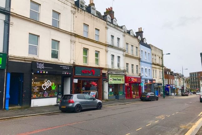Thumbnail Flat to rent in Old Christchurch Road, Bournemouth