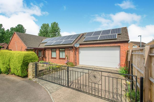 Thumbnail Detached bungalow for sale in Mary De Bohun Close, Monmouth