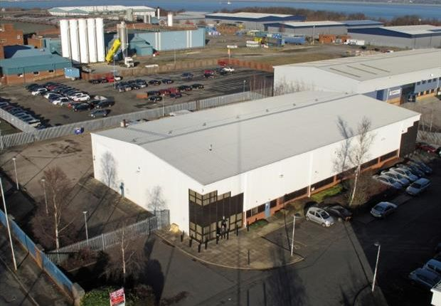 Thumbnail Light industrial to let in Unit 1, Stadium Court, Stadium Road, Wirral Internartional Business Park, Bromborough, Wirral
