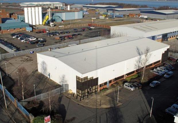 Light industrial to let in Unit 1, Stadium Court, Stadium Road, Wirral Internartional Business Park, Bromborough, Wirral