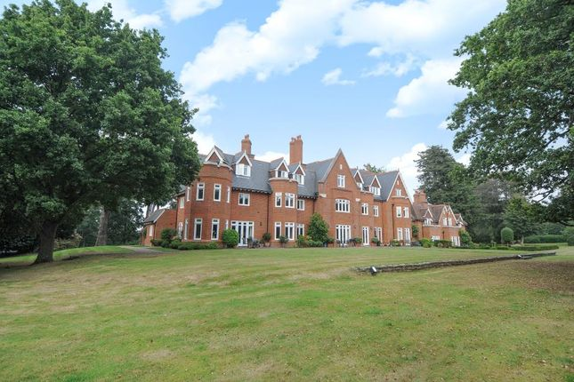 Thumbnail Flat for sale in The Ridges, Finchampstead