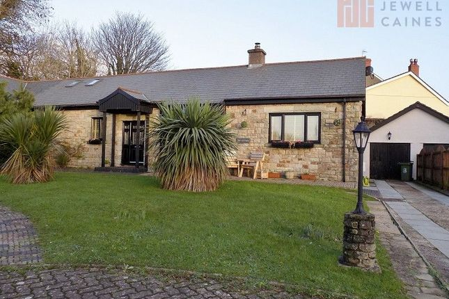 Thumbnail Barn conversion for sale in The Cottage St. Christophers Court, Coity, Bridgend.