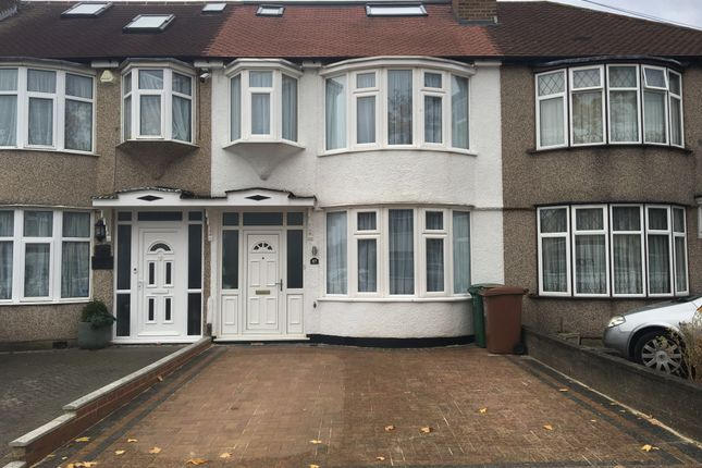Thumbnail Terraced house for sale in Brocks Drive, North Cheam
