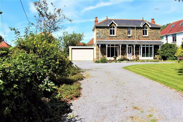 Thumbnail Detached house for sale in Oldway, Bishopston, Swansea