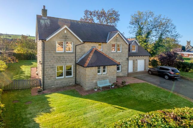 Thumbnail Detached house for sale in Copper Beeches, Whittingham, Northumberland