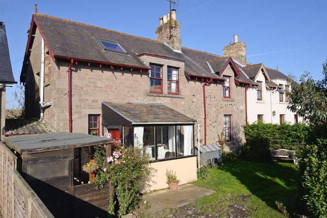 Thumbnail Cottage for sale in Coldstream