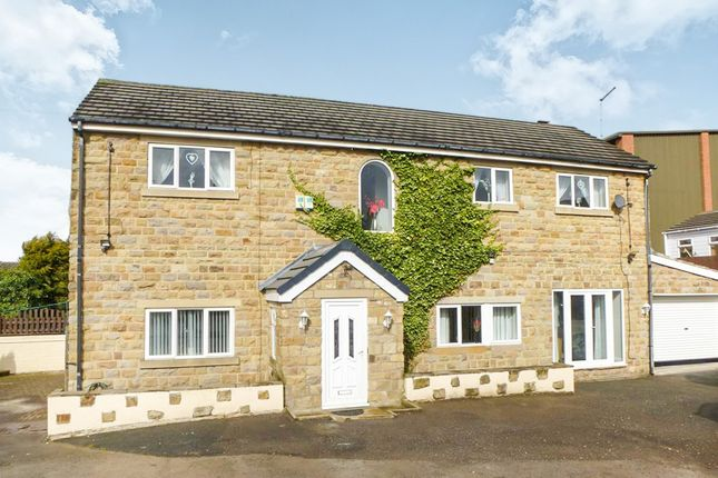 Thumbnail Detached house for sale in Yard Number Four, Heckmondwike