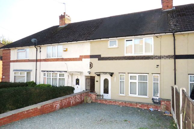 Thumbnail Terraced house for sale in Dormington Road, Great Barr, Birmingham