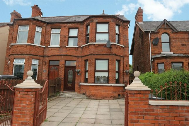 Thumbnail 4 bed semi-detached house for sale in Oldpark Road, Belfast, County Antrim