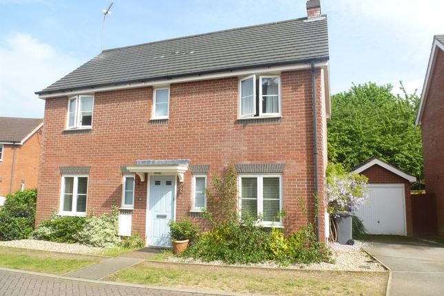 Thumbnail Detached house for sale in Hercules Road, Rendlesham, Woodbridge
