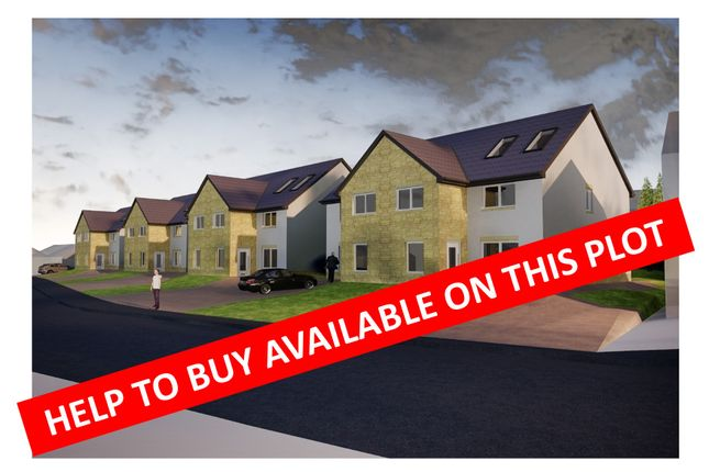 Thumbnail Town house for sale in Earlston Crescent, Coatbridge