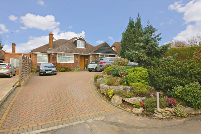 Thumbnail Detached bungalow for sale in Theobald Street, Radlett