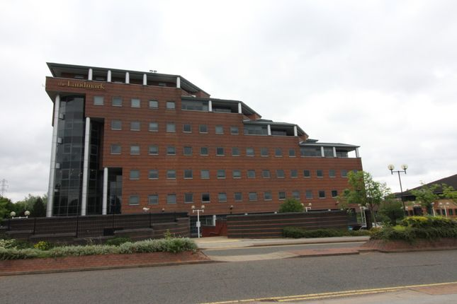 Thumbnail Flat for sale in Waterfront West, Brierley Hill