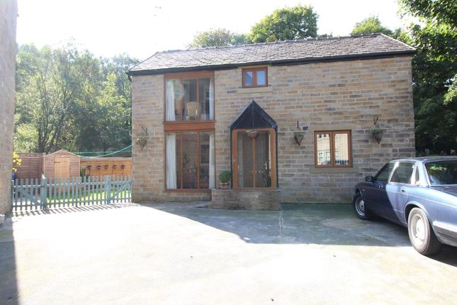 Thumbnail Detached house for sale in Lane Bottom, Newhey, Rochdale