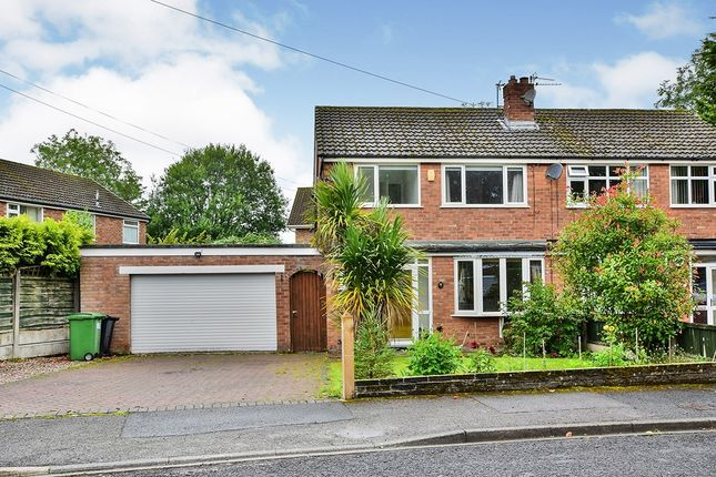 Thumbnail Semi-detached house to rent in Orchard Drive, Hale, Altrincham, Cheshire