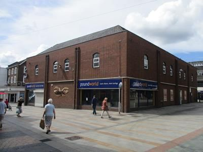 Thumbnail Retail premises to let in Market Square, Merthyr Tydfil