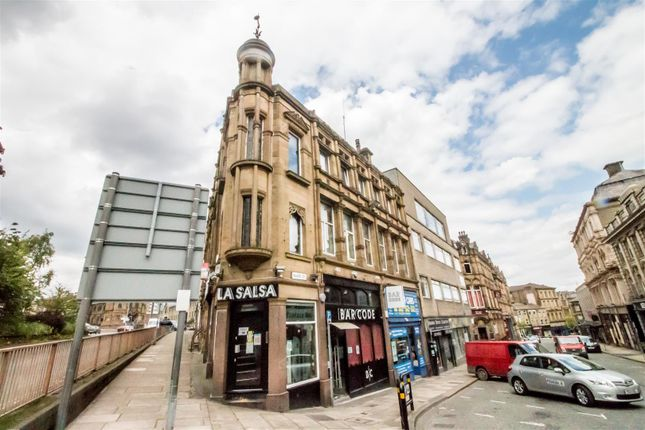 Thumbnail Commercial property for sale in Silver Street, Halifax