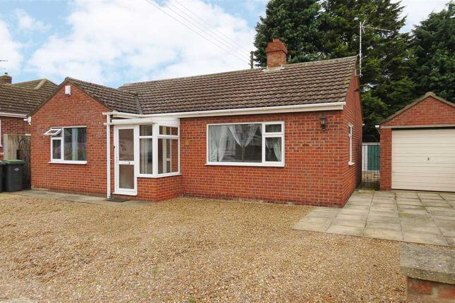 Thumbnail Detached bungalow for sale in The Link, Leasingham, Sleaford