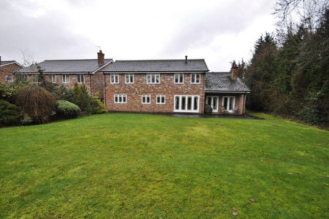 Garden of Forbes Park, Robins Lane, Bramhall, Stockport SK7