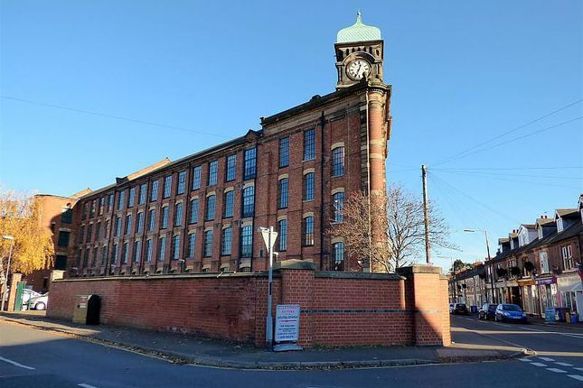 Thumbnail Flat to rent in Victoria Mill, Town End Road, Derby