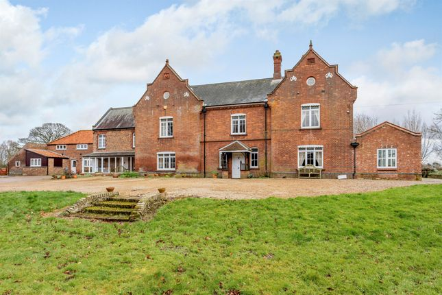 Thumbnail Detached house for sale in Churchgate Way, Terrington St. Clement, King's Lynn