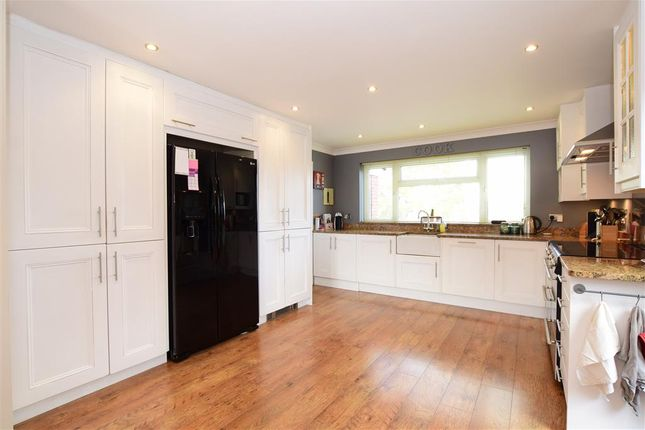 Thumbnail Detached house for sale in Ashmore Close, Peacehaven, East Sussex
