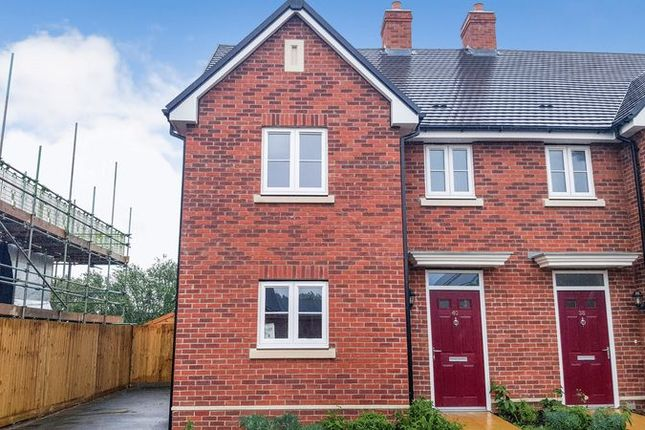 Thumbnail Semi-detached house for sale in Knott Drive, Eastleigh