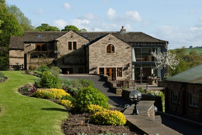 Thumbnail Detached house for sale in Springfield, Shibden, Halifax