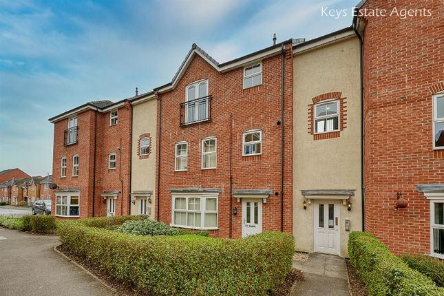 Thumbnail Flat for sale in Archers Walk, Trent Vale, Stoke-On-Trent