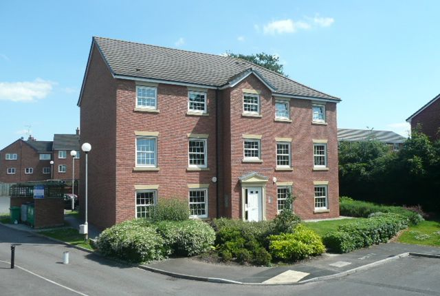 Thumbnail Flat to rent in Mytton Drive, Nantwich